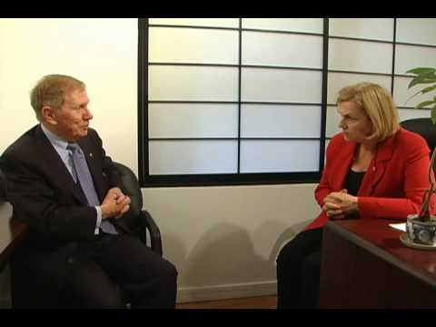 Michael Kirby talks about his current work