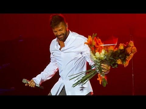 Ricky Martin DISPARO AL CORAZÓN  Torreon Mexico�mber 07th, 2016】
