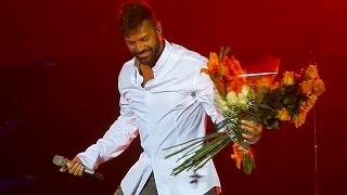 """Ricky Martin """"DISPARO AL CORAZÓN"""" - Torreon Mexico【December 07th, 2016】"""