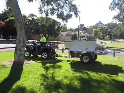 UrbanVirons Group - Dakota Soil & Fertilizer Spreader in Adelaide, South Australia