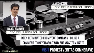 US Tech Solutions CEO affirms Leslie Brown's Facebook termination