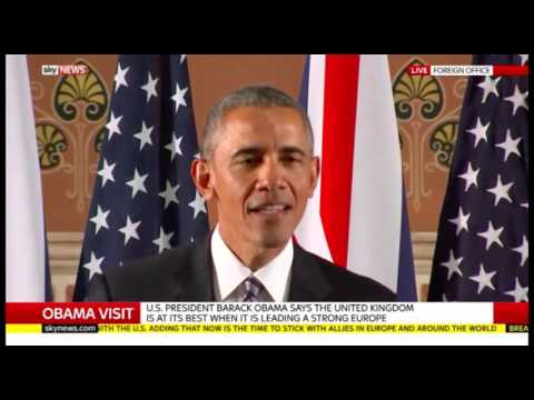 The View from 22: Obama's zigzagging path to war and Cameron's tiff