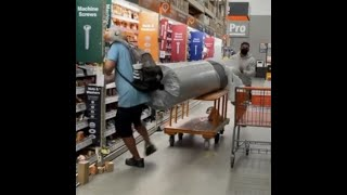 Hitting People With Random Stuff at Home Depot😂Best of Myhouseisdirty 2021 | Funny Pranks