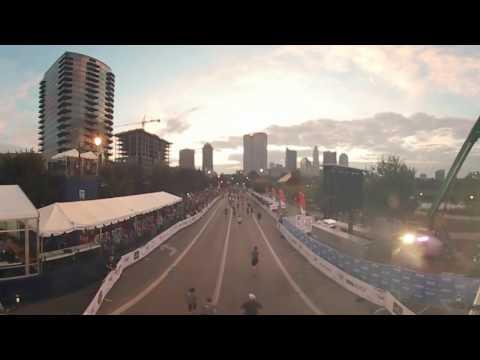 360 Degree View of the 2016 Nationwide Children's Hospital Columbus Marathon Start