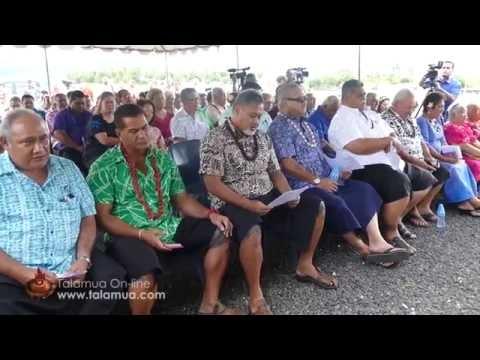 Talamua - Talofa Airways Launch