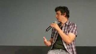 Michel Gondry at the Apple Store - Soho (indieWIRE)