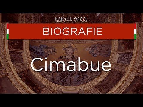 CIMABUE - Artistas italianos - Biografie #3