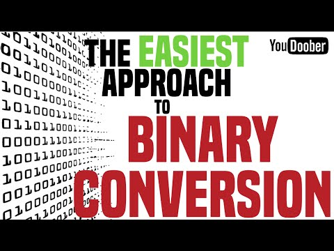 How To Convert Binary To Decimal Tutorial (The Easy Way)