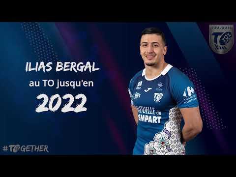 Ilias BERGAL au TO jusqu'en 2022
