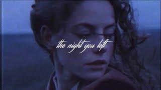 FREE | The Night You Left - ALTERNATIVE ROCK TYPE BEAT