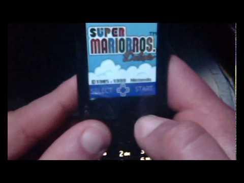 SUPER MARIO On NOKIA 8110 4G - KaiBoy: Game Boy Color Emulator For KAIOS DEVICES!