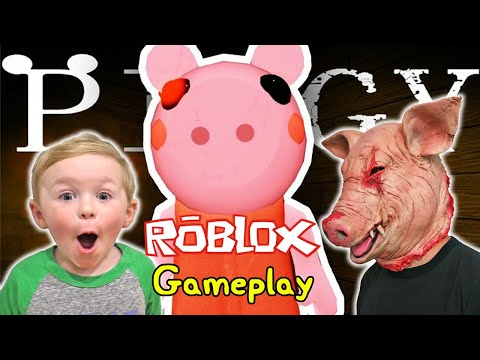Roblox Piggy Gameplay - Dylan Is The Traitor!