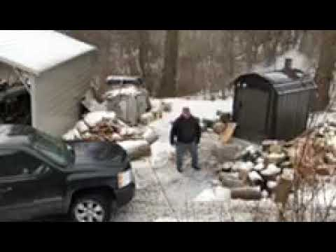 Update on Wood Boiler, Wood, & Weather