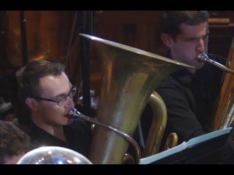 West Side Story - Prologue (Boston Conservatory Brass Ensemble)