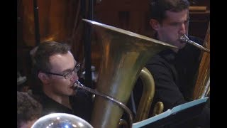 West Side Story - Prologue (Boston Conservatory Brass Ensemble)