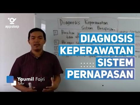#Episode 1 Materi Pembelajaran : Diagnosis Keperawatan Sistem Pernapasan