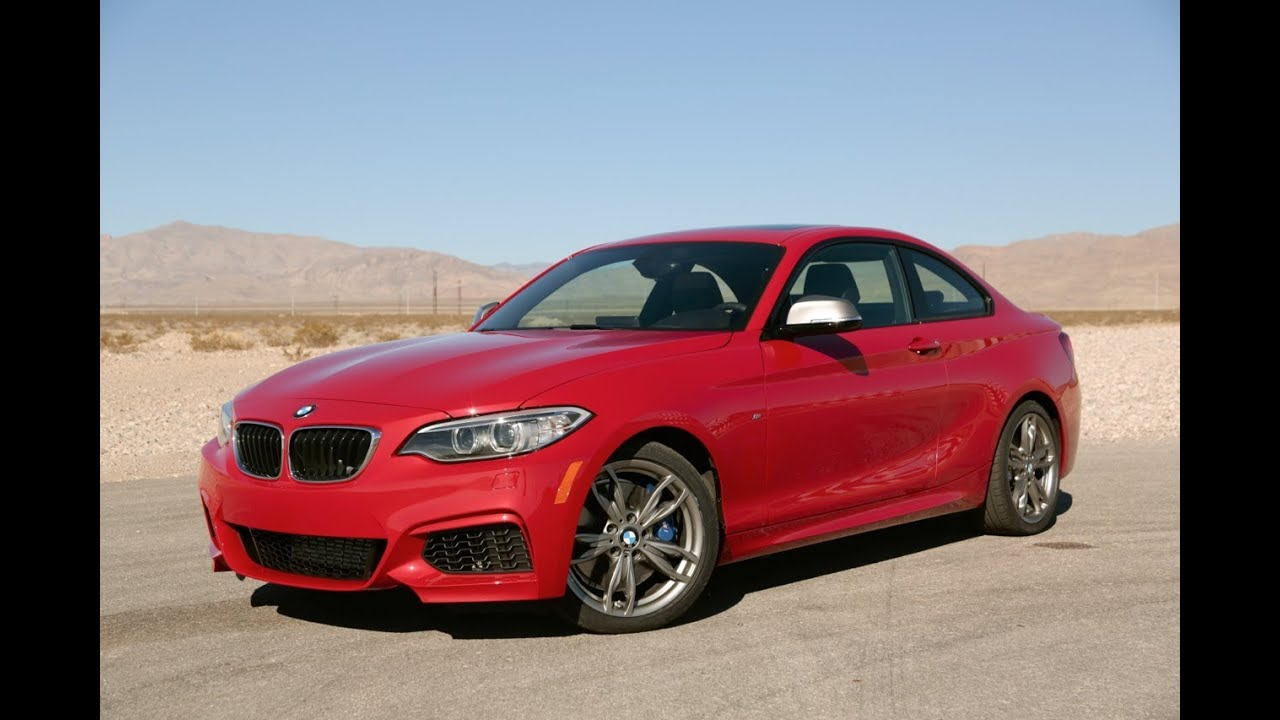 BMW Mi Coupe Review YouTube - 2014 bmw m235i