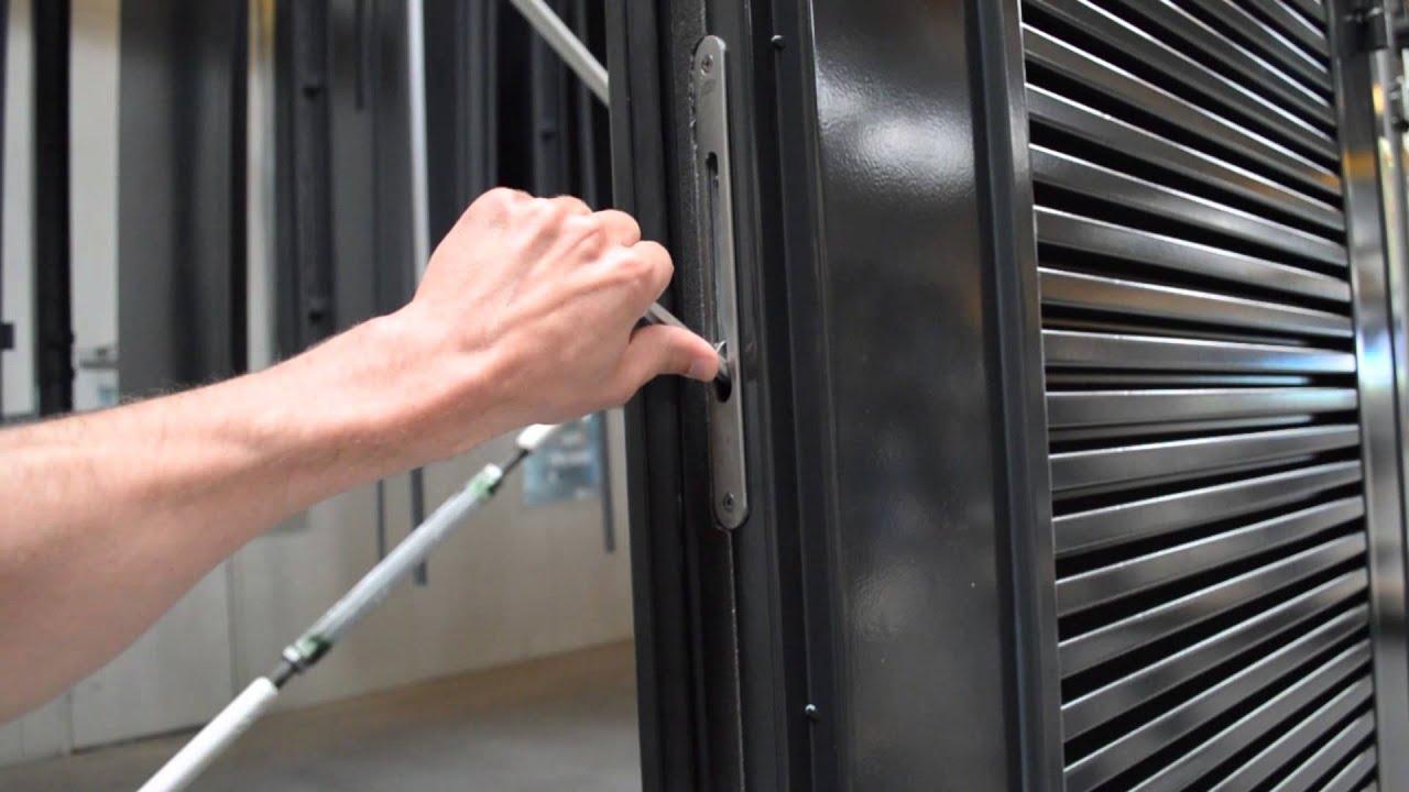 Automatische kantschuif een ingenieus en onzichtbaar for Inmeetmal voor deuren