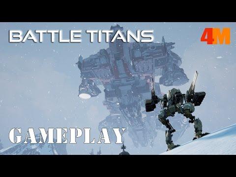 🎮 Battle Titans (Gameplay)  📱 IOS