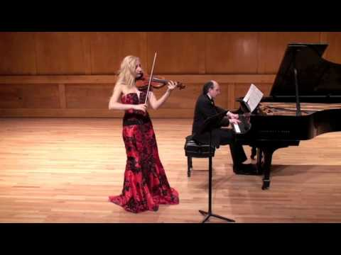 Joanna Kaczorowska: Bach-Lemasters, Prelude in C-Minor