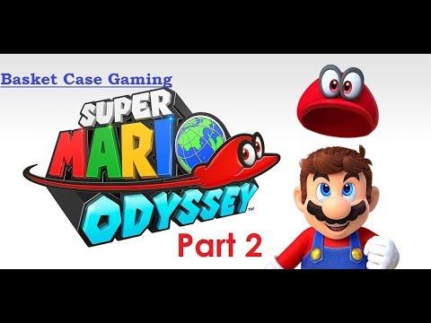 No Possessed Animals were Harmed! | Super Mario Odyssey Part 2