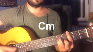Yalın - Tatlıyla Balla (Gitar Cover) / Akor