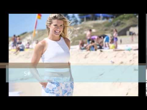 Top 10 Eugenie Bouchard Sexy Pictures