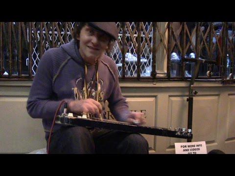 Kicking n Screaming Slide Guitar 'Fishermans Blues'