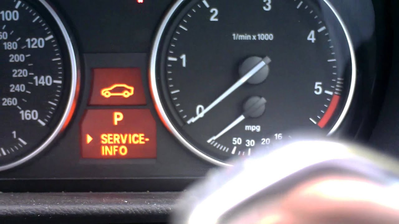 Condition Based Servicing - Vehicle Check - BMW-Driver net Forums