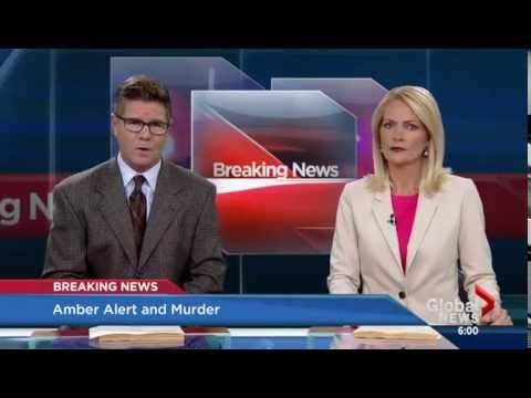 Global Calgary's News Hour coverage of Amber alert issued for Hailey Dunbar-Blanchette
