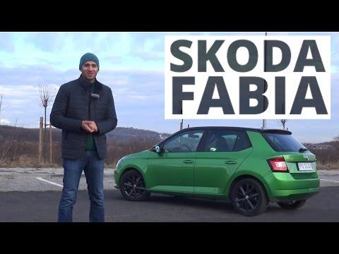 Skoda Fabia III 1.2 TSI 110 KM, 2015 - test AutoCentrum.pl #165