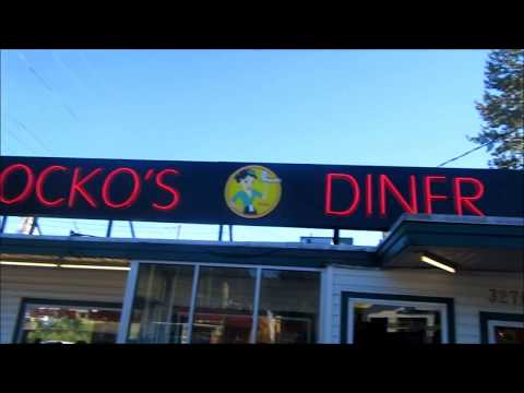 Rocko`s Diner  Mission  British Columbia