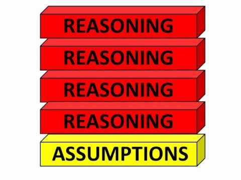 Assumptions in Critical