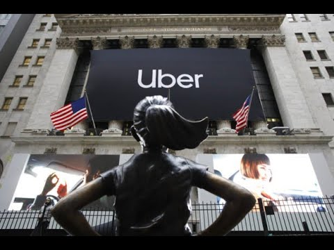 Your Uber has arrived, on Wall Street