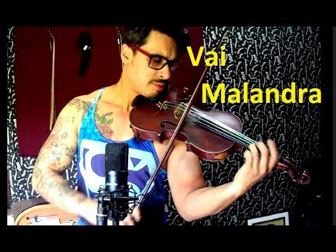 Anitta & DJ Yuri Martins-  Vai Malandra by Douglas Mendes Violin Cover