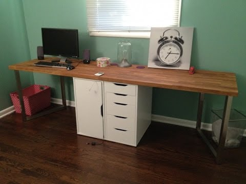 Creative 2 Person Desk Design Ideas