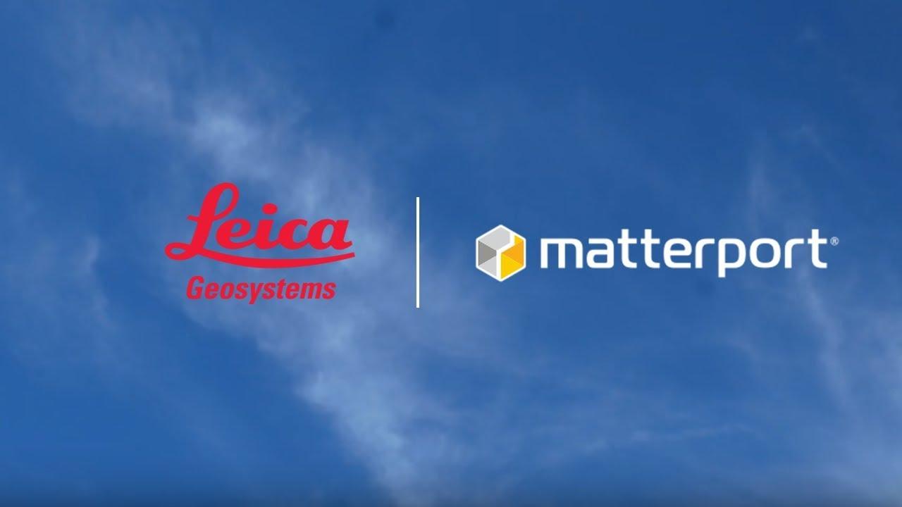 BLK360 and MATTERPORT | Leica Geosystems