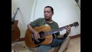 Guitar phổ thông: Tập 9: Phương pháp cầm Phím và cách đánh dây