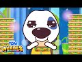 Talking Tom Heroes - Ultra Eating Championship (Episode 16)