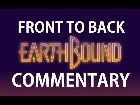 EarthBound Commentary