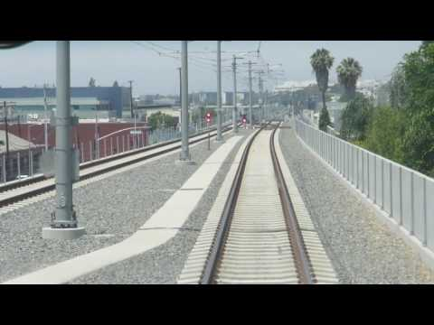 6/29/2016  Metro Expo Line Culver City to Santa Monica