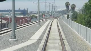6/29/2016  Metro Expo Line Culver City to Santa Monica