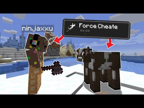 Minecraft mais quand je tue un Mob j'ai un effet Aléatoire..
