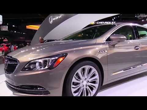 2018 Buick Lacrosse 3 6 SIL Pro Design Special Limited First Impression Lookaround