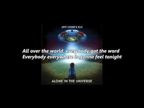 ELO - All Over The World (with lyrics)