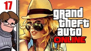 Let's Play Grand Theft Auto V Online Part 17 - Phony Mawx Downhill Jam