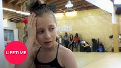 Dance Moms: Yolanda Makes Trouble During Rehearsal (Season 7 Flashback) | Lifetime