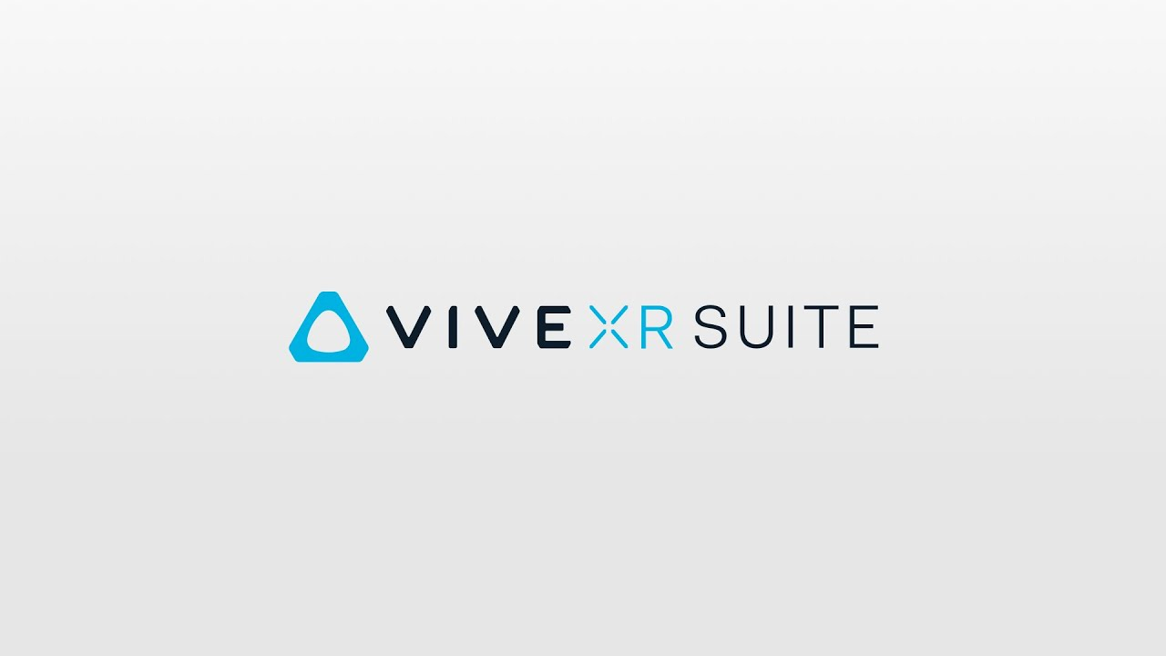 Introducing VIVE XR Suite