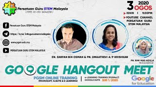 Lets explore Google Hangout @ Meet