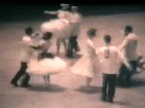 Dirk Heidemann Presents: The 1960 World Professional Dancesport-Championships Latin-Modern